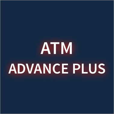 Logo All the Money Advance Plus logo destacado