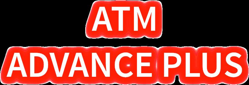 Logo All the Money Advance Plus