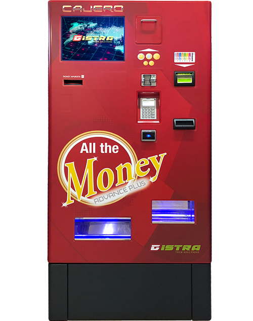 Máquina All the money Advanced Plus