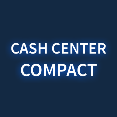 Cash center Compact Logo Destacado