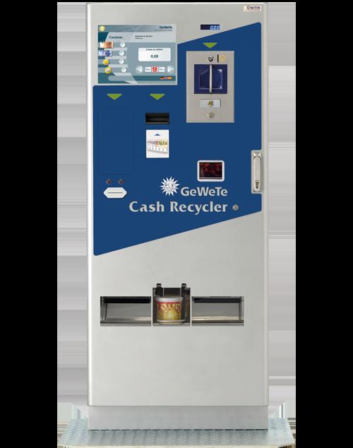 Cash Recycler máquina