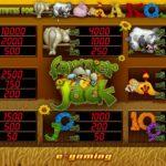 Jackpot máquina recreativa Link