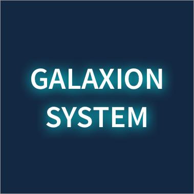 Logo Galaxion System destacado