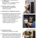 Cajon de cambio Cash Recycler Compact