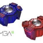 Puestos Magic Roulette Azul y Rojo