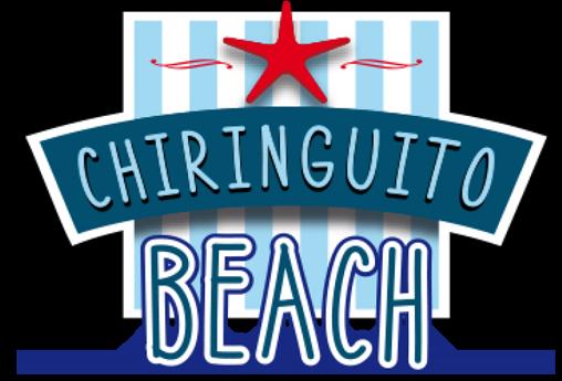 Logo chiringuito beach