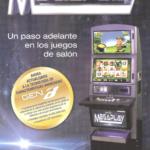 Megaplay salon máquina