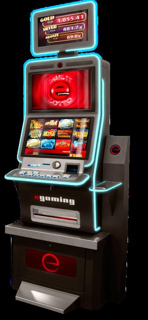 Máquina recreativa Neón