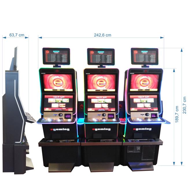 Plano Máquina recreativa Neon