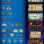 Juegos disponibles en Multijuego de Cronos