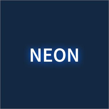 Logo destacado Neon