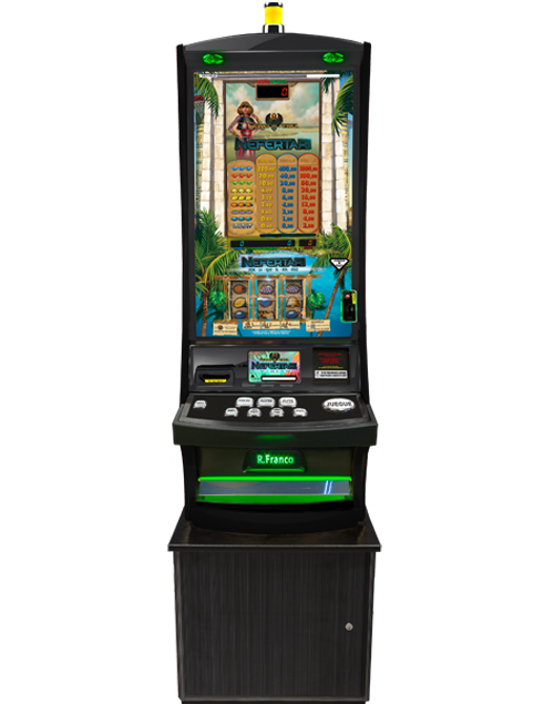 Máquina Nefertari
