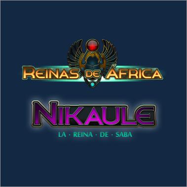 Logo destacado Reinas de África Nikaule
