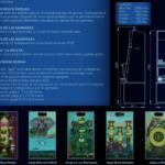 Medidas y juegos de Nikaule