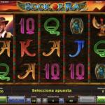 Juego de máquinas recreativas Book Of Ra