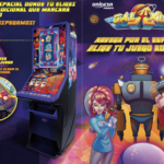 Estructura máquina recreativa Galaxia