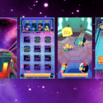Galeria de juegos de la máquina recreativa galaxia