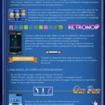 Juegos máquina recreativa RF Arcade