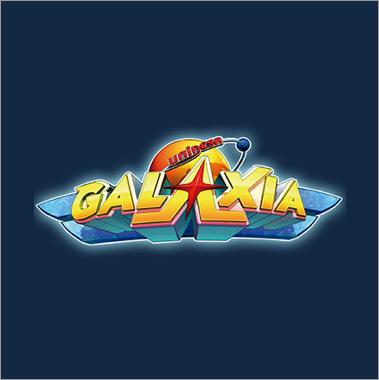 Logo Destacado máquina recreativa Galaxia