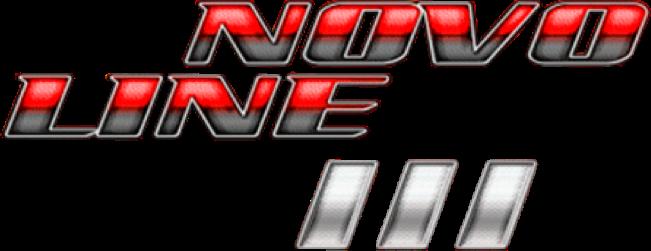 Logo Máquina recreativa Novo Line III