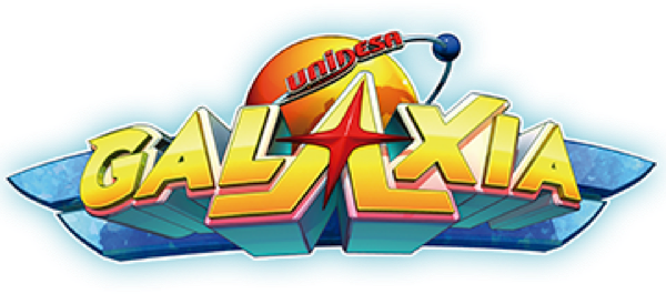 Logo Máquina recreativa Galaxia