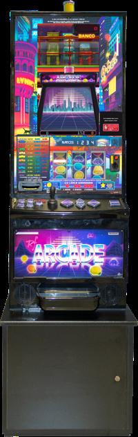 Máquina recreativa RF Arcade